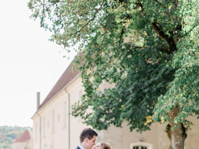 Le mariage de Christophe et Mélanie à Vézelay, Yonne 18