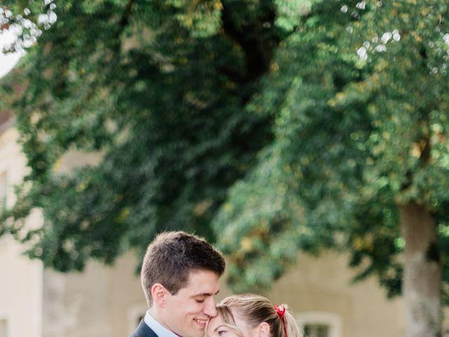 Le mariage de Christophe et Mélanie à Vézelay, Yonne 20