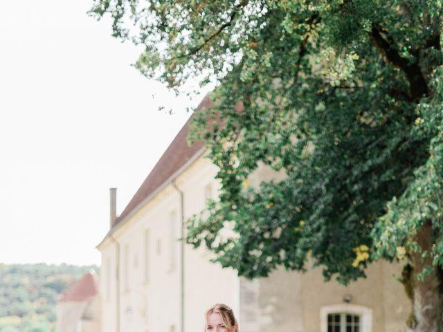 Le mariage de Christophe et Mélanie à Vézelay, Yonne 26