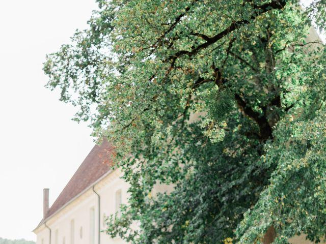 Le mariage de Christophe et Mélanie à Vézelay, Yonne 27