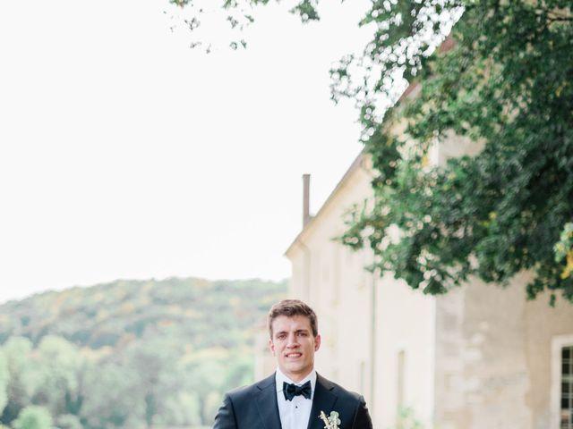 Le mariage de Christophe et Mélanie à Vézelay, Yonne 30