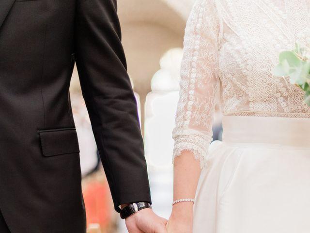 Le mariage de Christophe et Mélanie à Vézelay, Yonne 35