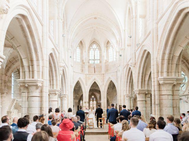 Le mariage de Christophe et Mélanie à Vézelay, Yonne 36