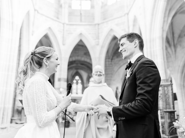 Le mariage de Christophe et Mélanie à Vézelay, Yonne 39