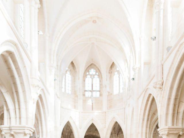 Le mariage de Christophe et Mélanie à Vézelay, Yonne 41