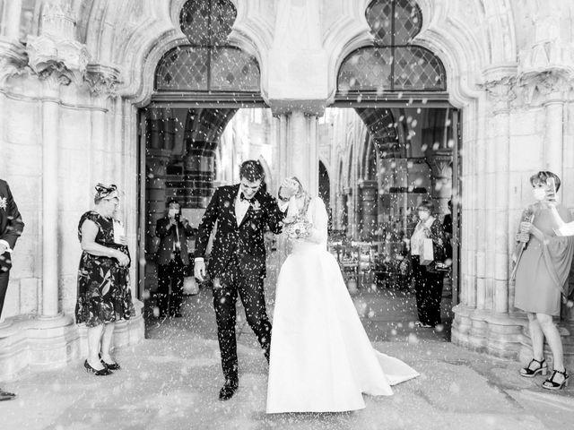 Le mariage de Christophe et Mélanie à Vézelay, Yonne 42