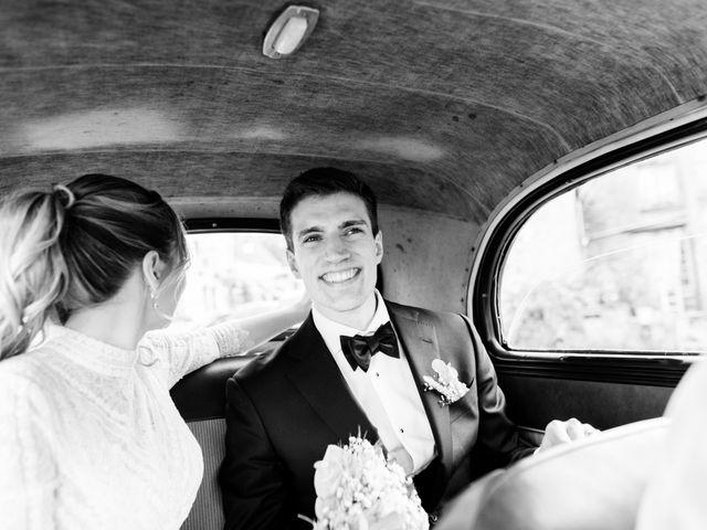 Le mariage de Christophe et Mélanie à Vézelay, Yonne 43