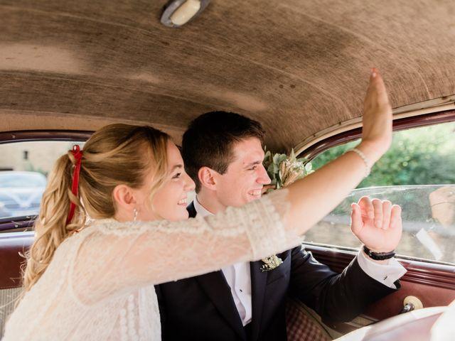 Le mariage de Christophe et Mélanie à Vézelay, Yonne 44