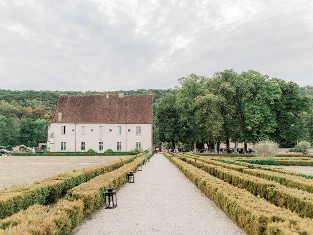 Le mariage de Christophe et Mélanie à Vézelay, Yonne 45