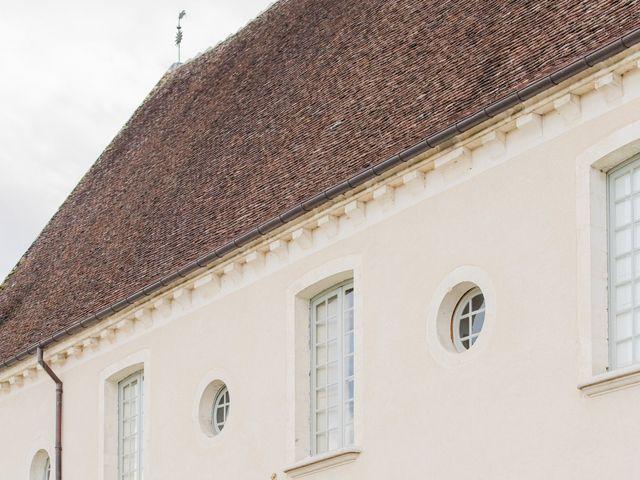 Le mariage de Christophe et Mélanie à Vézelay, Yonne 46