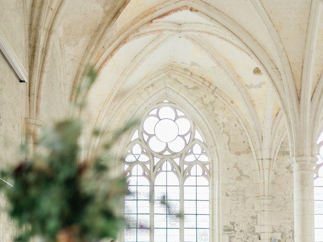 Le mariage de Christophe et Mélanie à Vézelay, Yonne 48