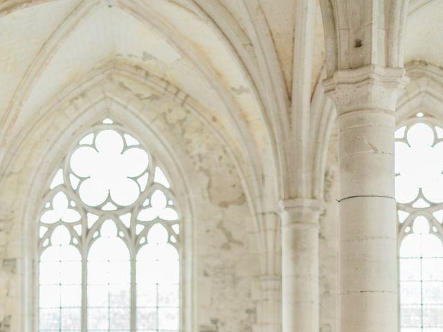 Le mariage de Christophe et Mélanie à Vézelay, Yonne 49