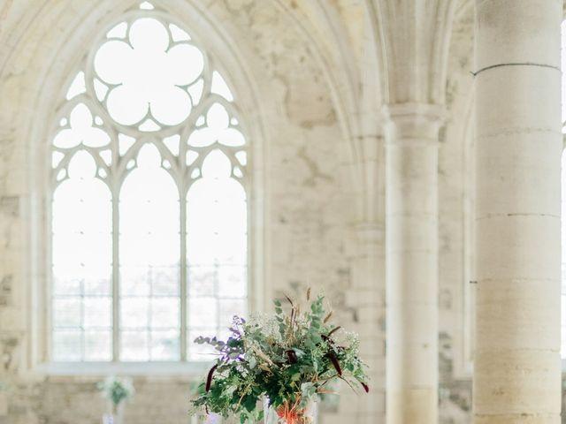 Le mariage de Christophe et Mélanie à Vézelay, Yonne 50