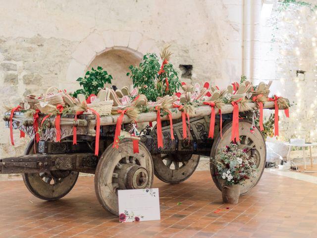 Le mariage de Christophe et Mélanie à Vézelay, Yonne 58