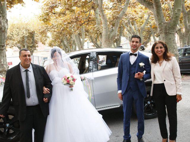 Le mariage de Kamel et Amelle à Marseille, Bouches-du-Rhône 14