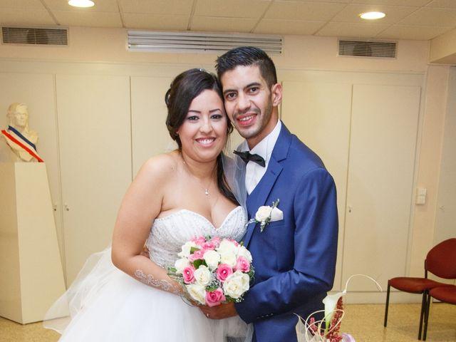 Le mariage de Kamel et Amelle à Marseille, Bouches-du-Rhône 17
