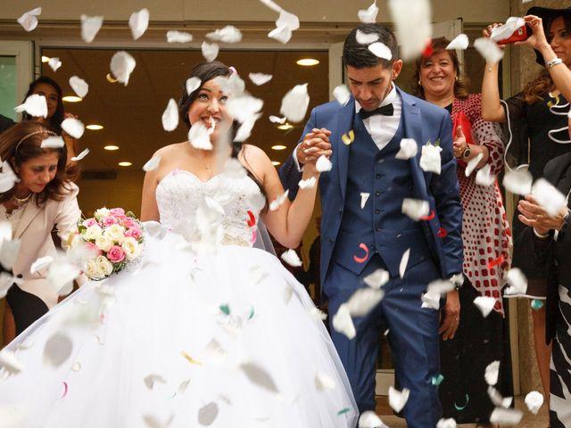 Le mariage de Kamel et Amelle à Marseille, Bouches-du-Rhône 18