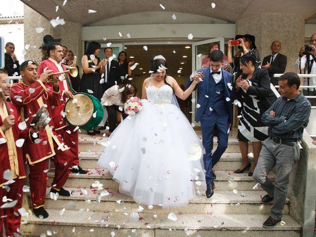 Le mariage de Kamel et Amelle à Marseille, Bouches-du-Rhône 19