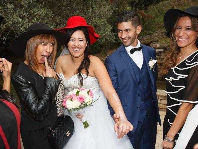 Le mariage de Kamel et Amelle à Marseille, Bouches-du-Rhône 21