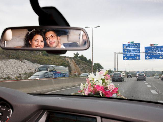 Le mariage de Kamel et Amelle à Marseille, Bouches-du-Rhône 25