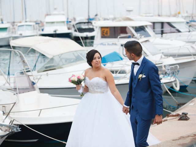 Le mariage de Kamel et Amelle à Marseille, Bouches-du-Rhône 33