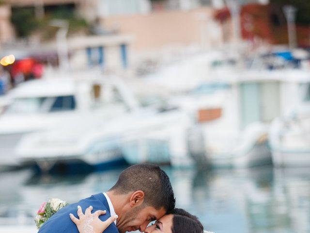 Le mariage de Kamel et Amelle à Marseille, Bouches-du-Rhône 34