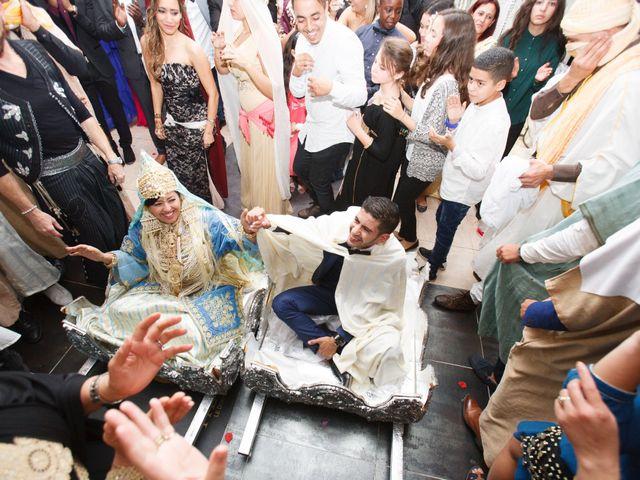 Le mariage de Kamel et Amelle à Marseille, Bouches-du-Rhône 47