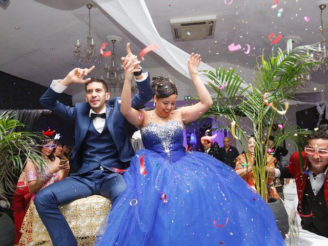 Le mariage de Kamel et Amelle à Marseille, Bouches-du-Rhône 54