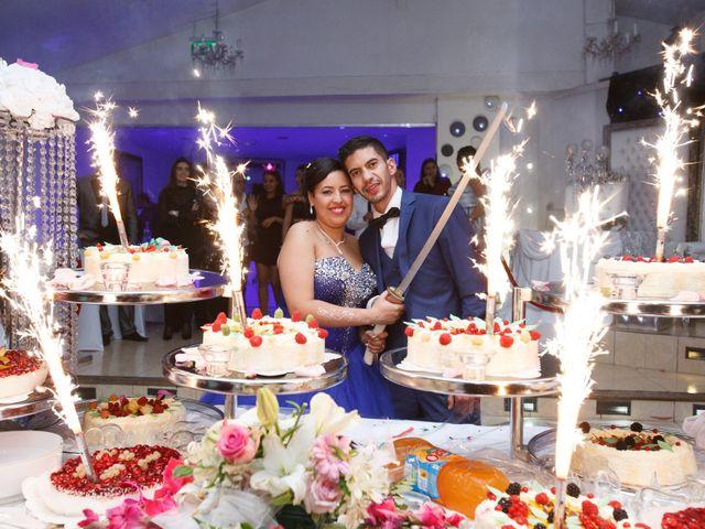 Le mariage de Kamel et Amelle à Marseille, Bouches-du-Rhône 57