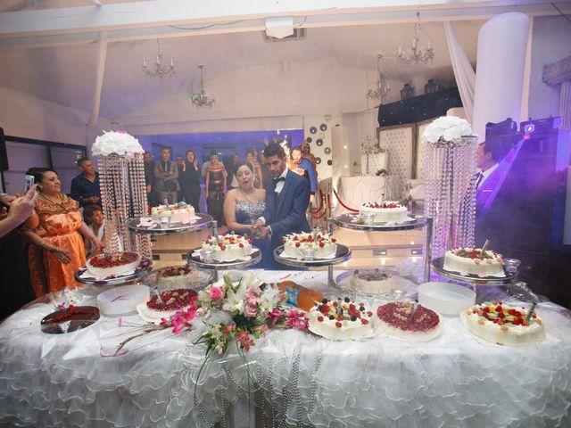 Le mariage de Kamel et Amelle à Marseille, Bouches-du-Rhône 58