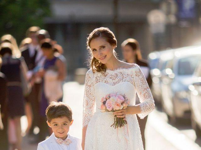 Le mariage de Vincent et Géraldine à Boulogne-Billancourt, Hauts-de-Seine 5