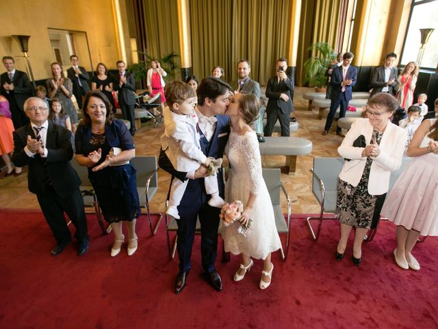 Le mariage de Vincent et Géraldine à Boulogne-Billancourt, Hauts-de-Seine 8