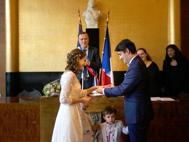 Le mariage de Vincent et Géraldine à Boulogne-Billancourt, Hauts-de-Seine 10