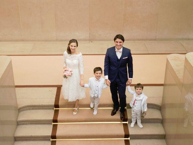 Le mariage de Vincent et Géraldine à Boulogne-Billancourt, Hauts-de-Seine 12