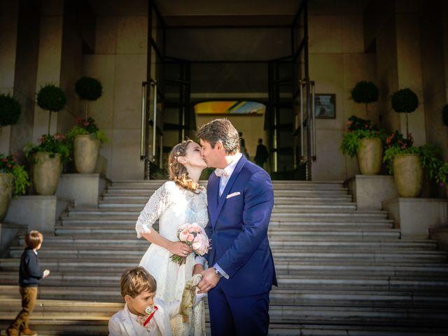 Le mariage de Vincent et Géraldine à Boulogne-Billancourt, Hauts-de-Seine 14