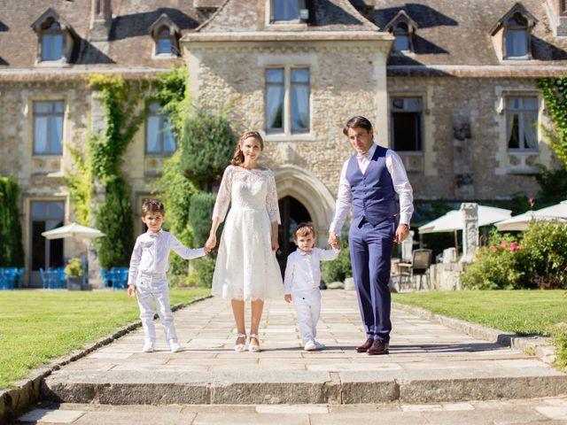Le mariage de Vincent et Géraldine à Boulogne-Billancourt, Hauts-de-Seine 18