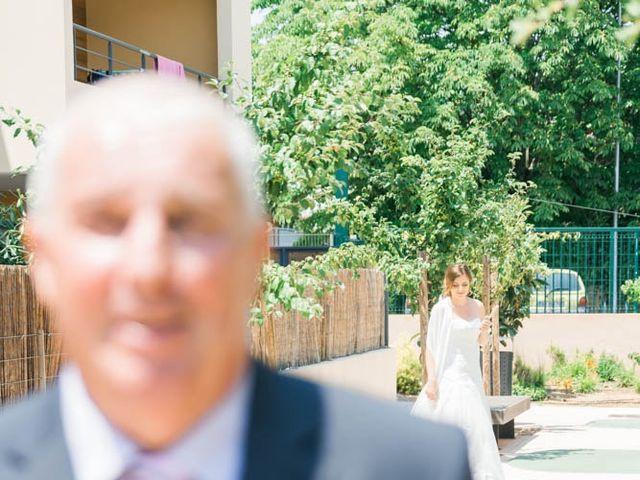Le mariage de Philippe et Pauline à Solliès-Pont, Var 16