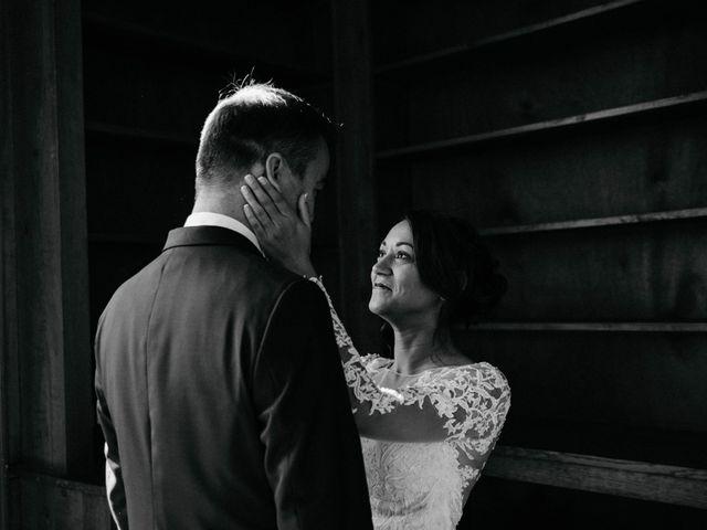Le mariage de Jérémie et Leslie à Ligugé, Vienne 12