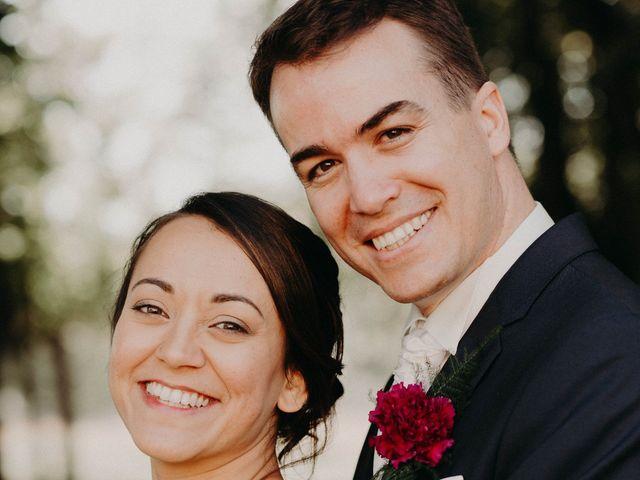 Le mariage de Jérémie et Leslie à Ligugé, Vienne 24