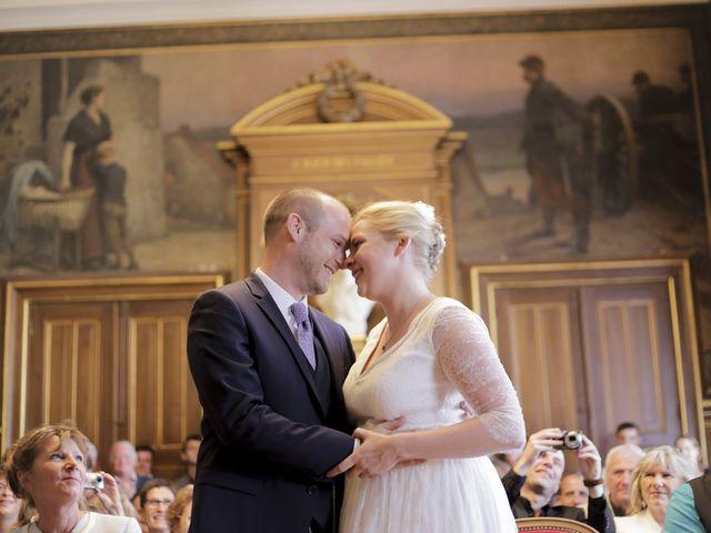 Le mariage de Audrey  et Romain à Saint-Maur-des-Fossés, Val-de-Marne 18