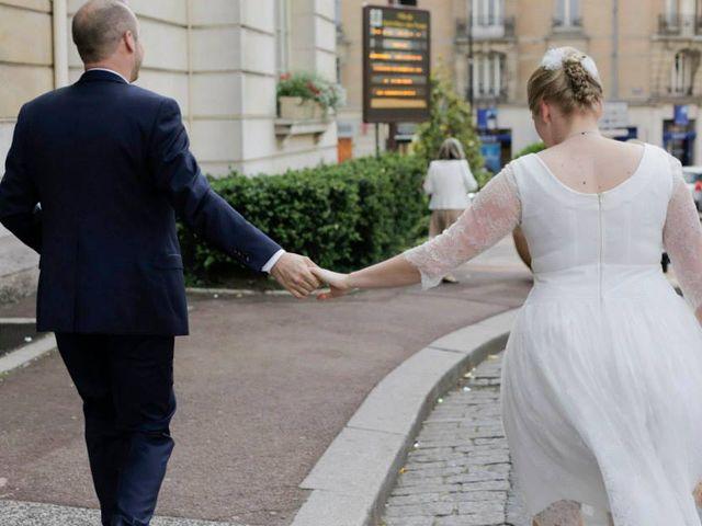 Le mariage de Audrey  et Romain à Saint-Maur-des-Fossés, Val-de-Marne 31