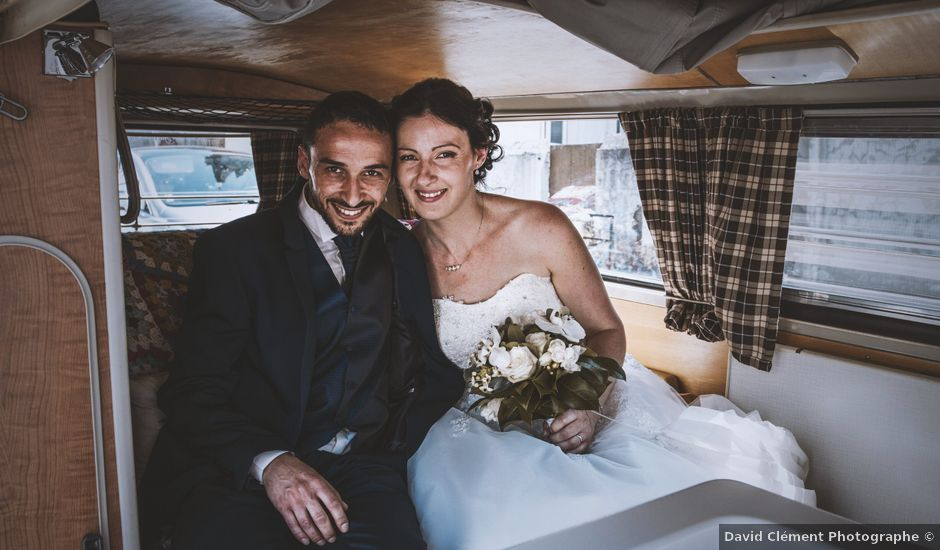 Le mariage de Aurélie et Christophe à Languidic, Morbihan