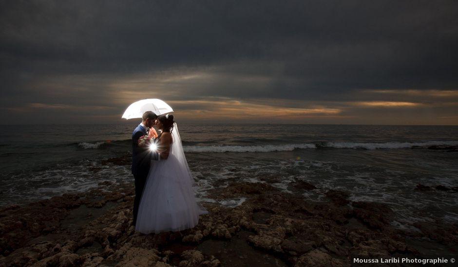 Le mariage de Kamel et Amelle à Marseille, Bouches-du-Rhône