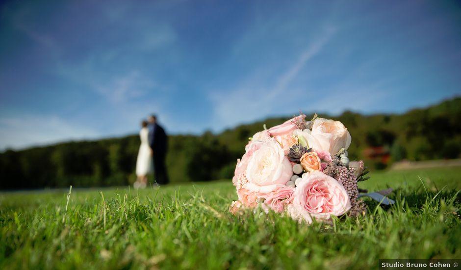 Le mariage de Vincent et Géraldine à Boulogne-Billancourt, Hauts-de-Seine