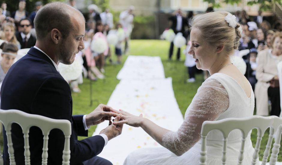 Le mariage de Audrey  et Romain à Saint-Maur-des-Fossés, Val-de-Marne