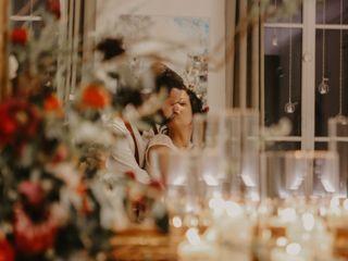 Le mariage de Flora et Romuald