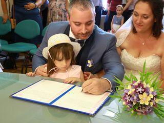 Le mariage de Vanessa et Lionel