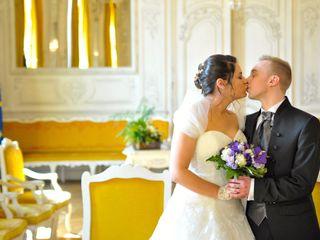 Le mariage de Farah et Adrien
