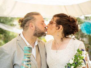 Le mariage de Géraldine et Yassine