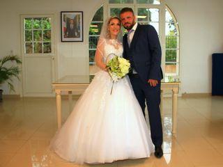 Le mariage de Jennifer et Cédric